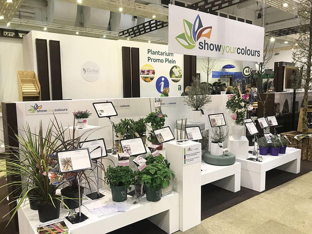 Show Your Colours Award auf der IPM 2020